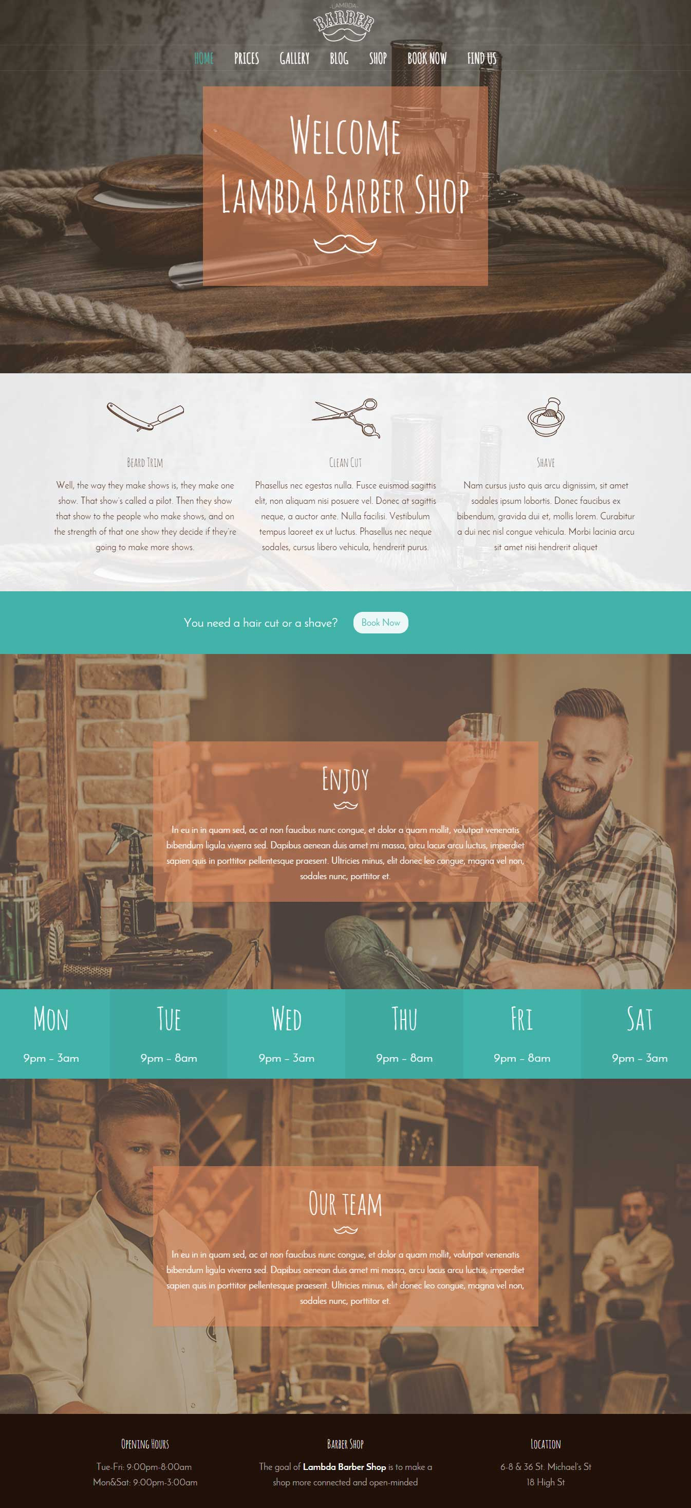 Barber Shop---Just-another-Oxygenna-WP-Dev-site